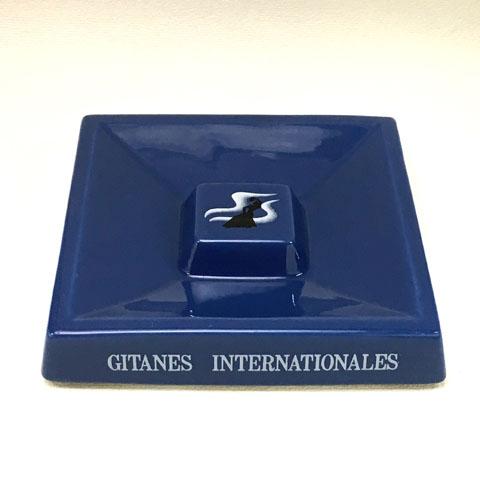 GITANES  灰皿 ((四角)