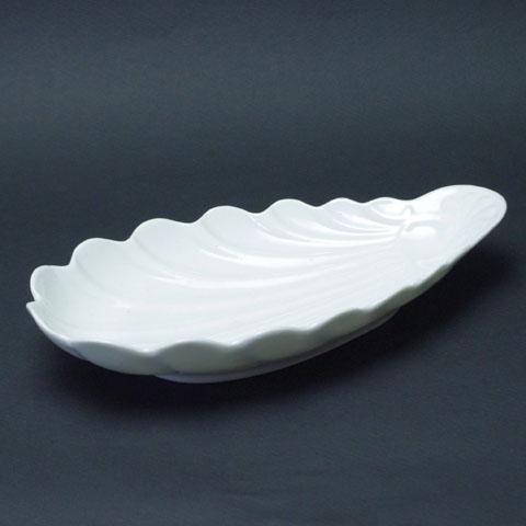 フランス ブロカント  シェル形 皿