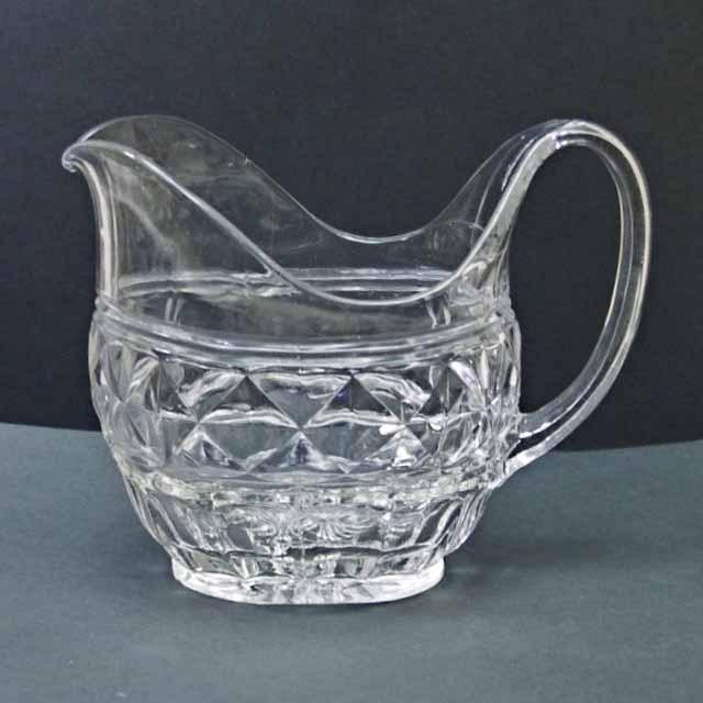 フランス ブロカント 1950年代 水差し(ガラス)