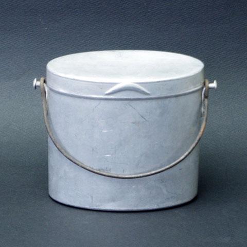 フランスブロカント アルミ製 お弁当箱