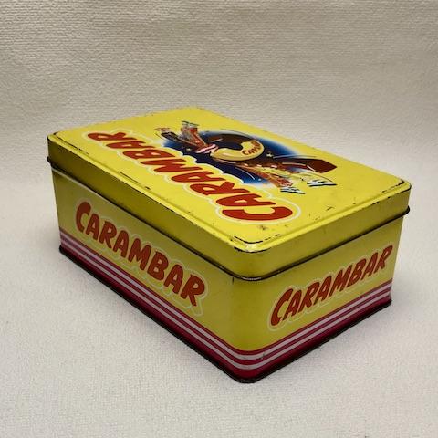 """フランス ブロカント """"Karambar"""" 缶"""