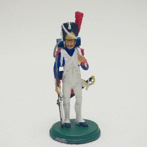 フランス ブロカント 鉛の兵隊 (ナポレオン軍)
