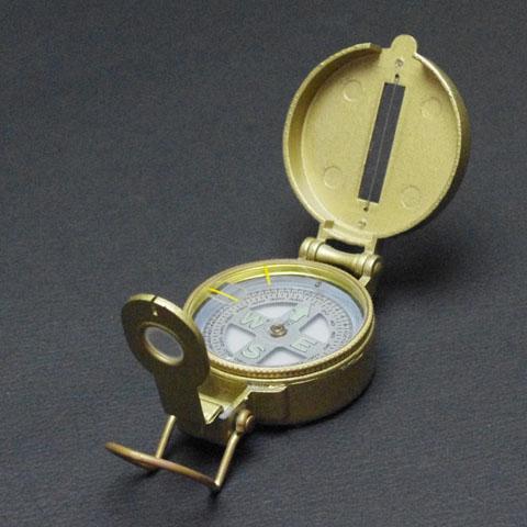 フランス ブロカント  Engineer Directional Compass  コンパス