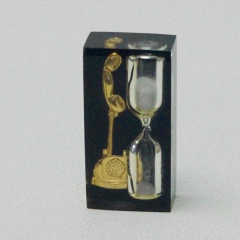 フランス ブロカント  砂時計(1960年代)