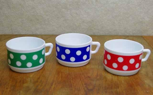 アルコパル マグカップ  (水玉)