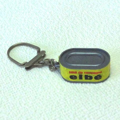 フランス キーホルダー  缶詰 [elbe]