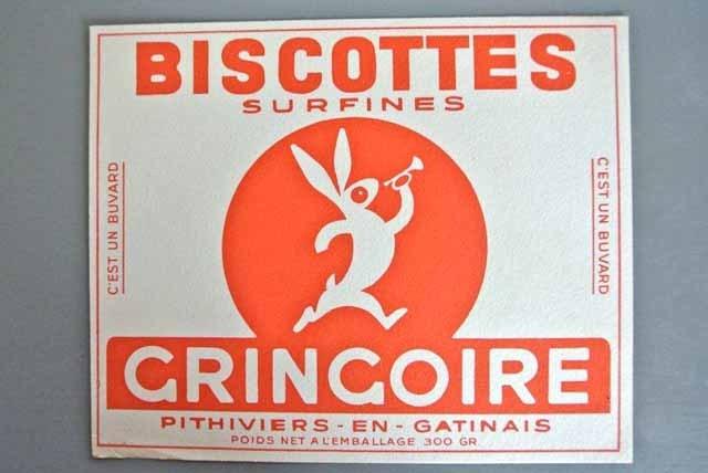 フランス ブロカント ビュバー(Gringoire)