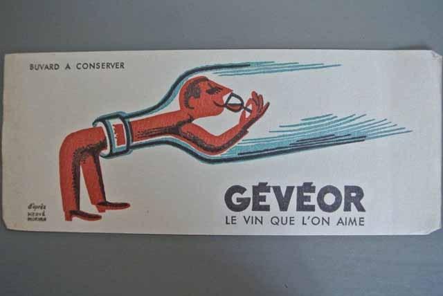 フランス ブロカント ビュバー(ワインGEVEOR)