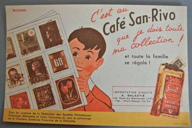 フランス ブロカント ビュバー(Cafe San-Rivo)