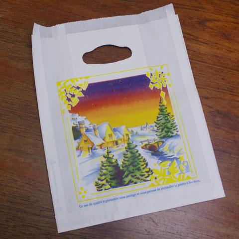 ガレット 用紙袋 20枚セット