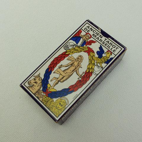 """タロットカード """"Ancien Tarot de Marseille """" マルセイユ版"""