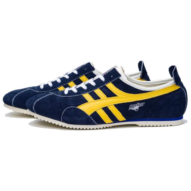 PANTHER GT DELUXE PTJ-0010 NAVY YELLOW