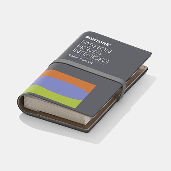 ファッション、ホーム + インテリア・コットン・パスポート