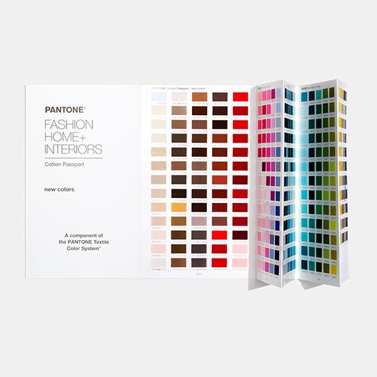 ファッション、ホーム + インテリア・ コットン・パスポート 新色補充版