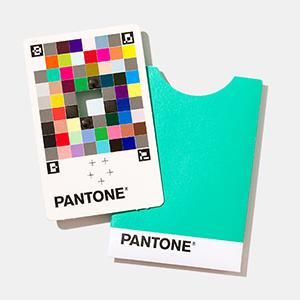パントン・カラーマッチカード