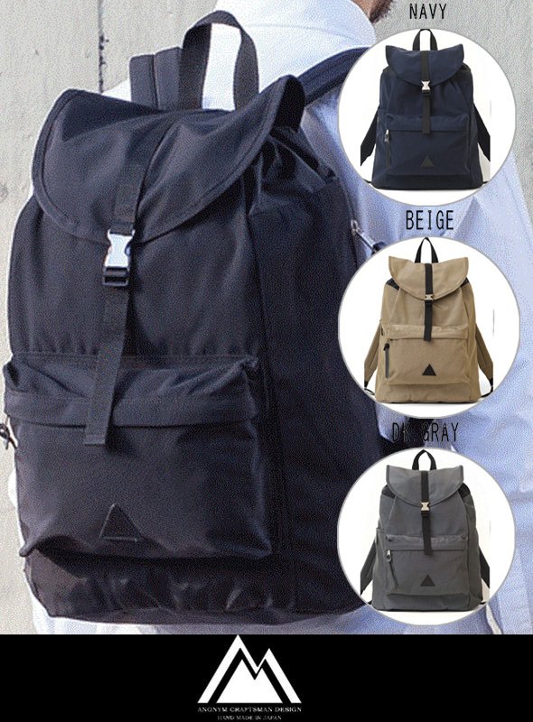 ANONYM アノニム JOHN BACKPACK