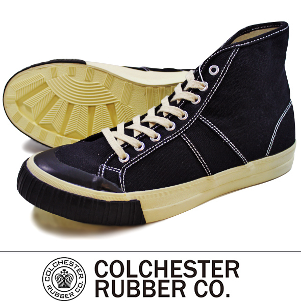 COLCHESTER コルチェスター NATIONAL TREASURE BLACK