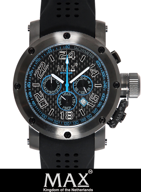 MAX XL WATCH 5-MAX 532 Black/Blue