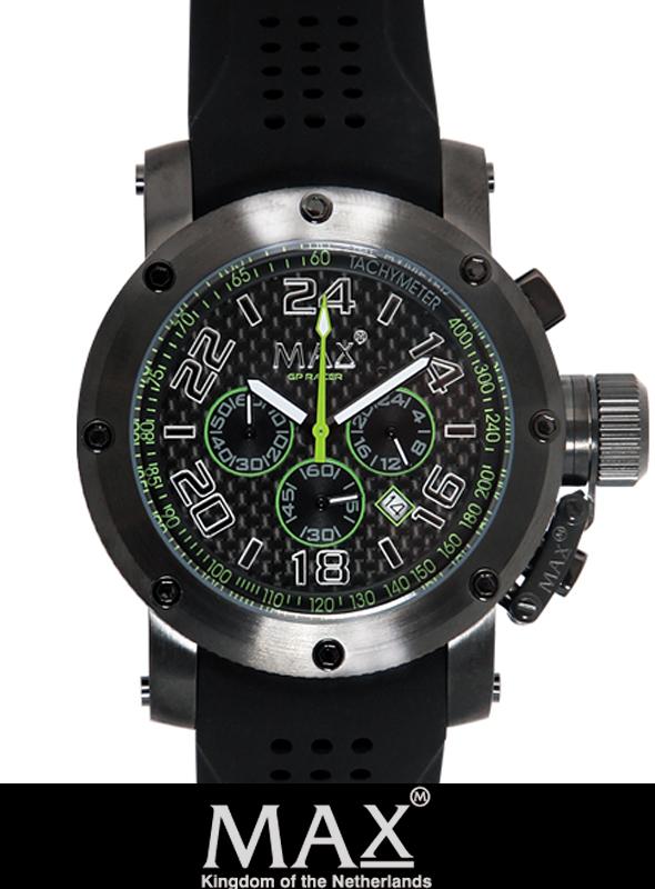 MAX XL WATCH 5-MAX 532 Black/Green