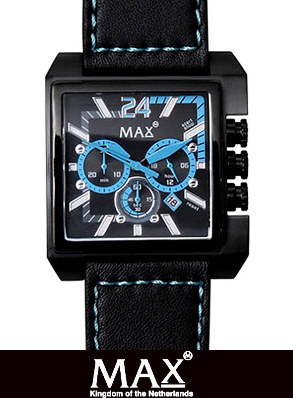 MAX XL WATCH MAX 5-MAX 526 Black/Blue