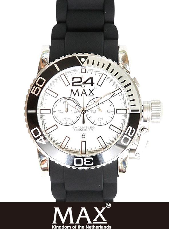 MAX XL WATCH 5-MAX 565 Black/White