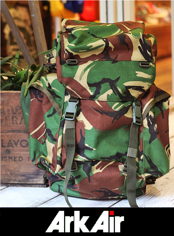 Ark Air アーク エアー  Back Pack バックパック◆SALE40%off◆