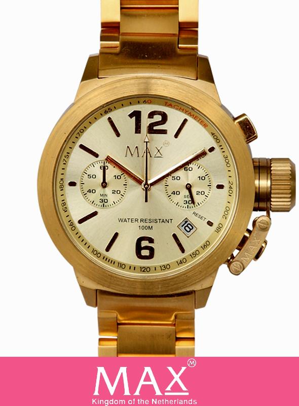 MAX XL WATCH 5-MAX 575 GOLD