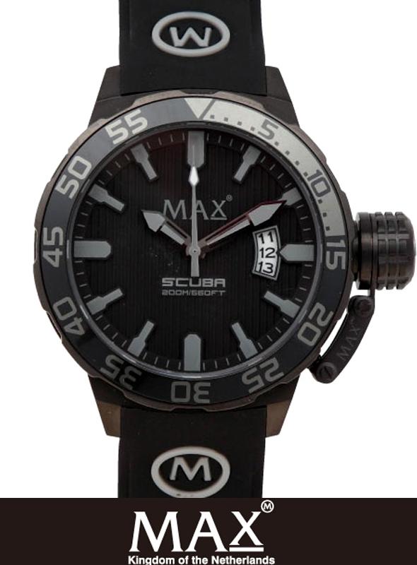 MAX XL WATCH 5-MAX 695 Black/Gray