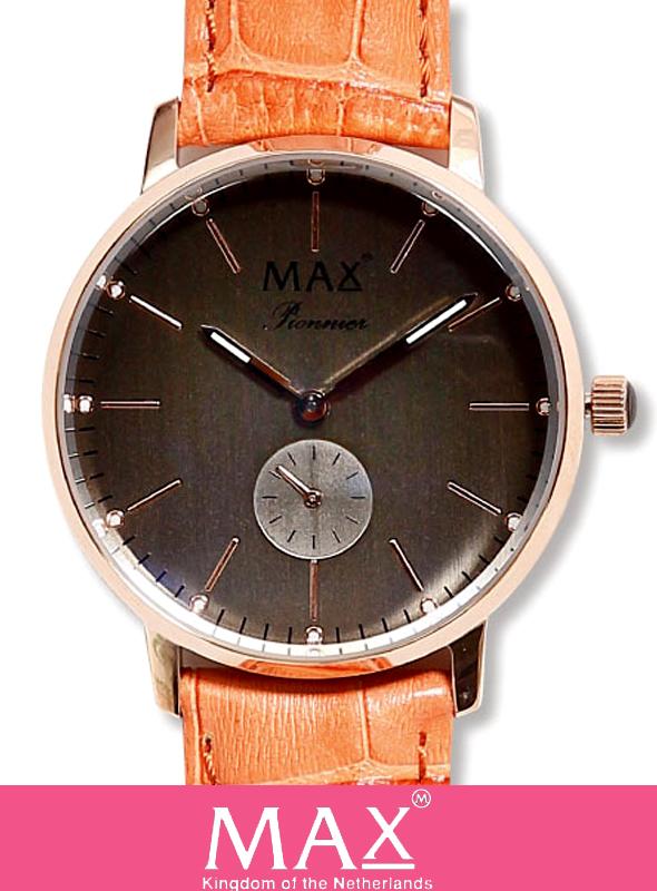 MAX XL WATCH 5-MAX 730 PioneerLightRoseGold/Orange