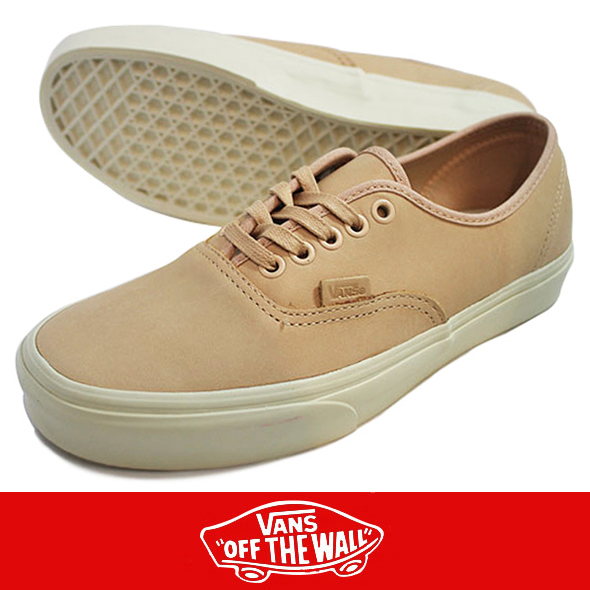 VANS バンズ Authentic DX  VEGGIE TAN