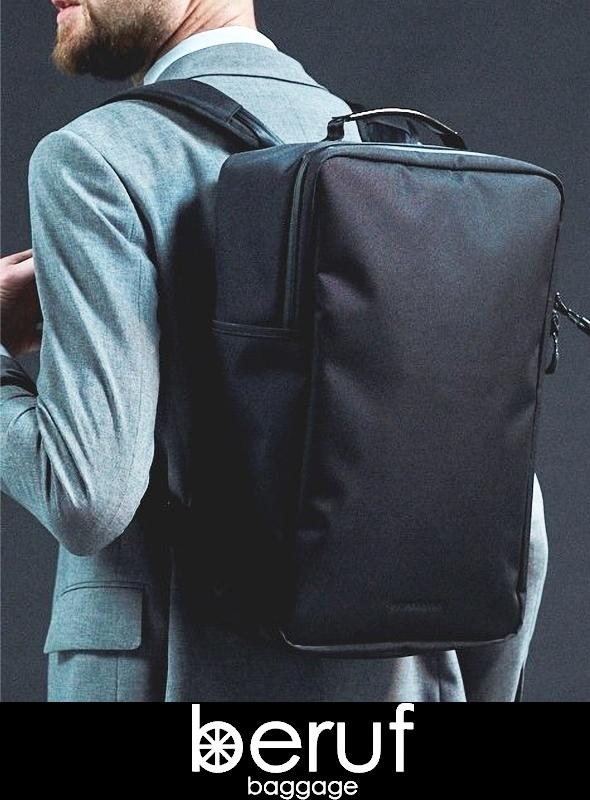 【beruf baggage】 ベルーフバゲージ Urban Commuter 2WAY BACKPACK LD