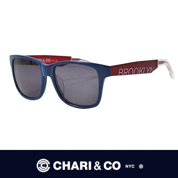 CHARI&CO チャリアンドコー EYEWEAR CROSSOVER BLUE/RED