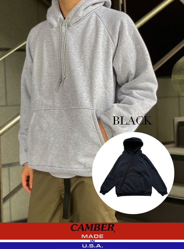 【CAMBER】キャンバー CHILL BUSTER PULLOVER HOODED