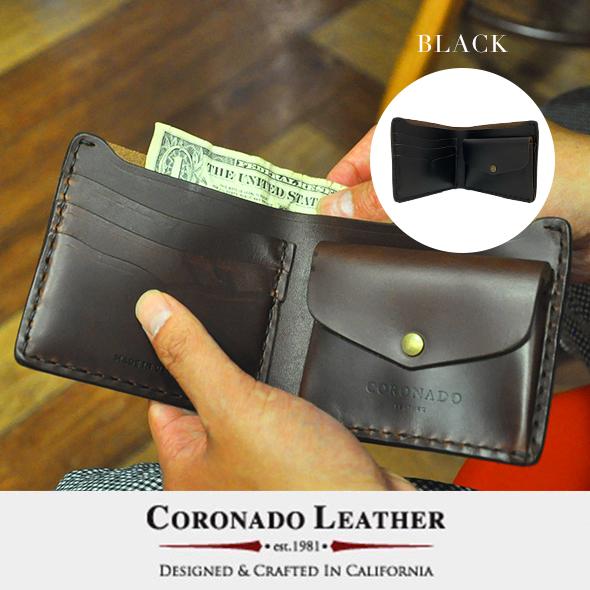 CORONADO LEATHER  Horween Horsehide Wallet