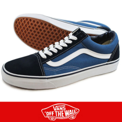 VANS バンズ OLD SKOOL NAVY/WHITE