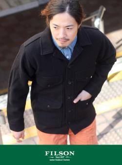 Mackinaw Wool Cruiser Jacket