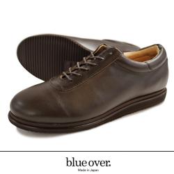 marco ブルーオーバー| (ブラック) blueover (マルコ レザーシューズ)