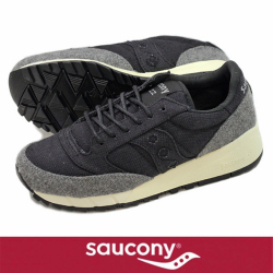 Saucony サッカニー JAZZ 91 BLACK/GRAY