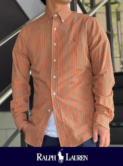 POLO RALPH LAUREN ポロ ラルフローレン マドラスチェックシャツ