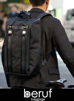 【beruf baggage】 ベルーフバゲージ Urban Commuter BACK PACK HD