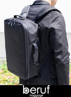 【beruf baggage】 ベルーフバゲージ Urban Commuter 2WAY BACKPACK HD