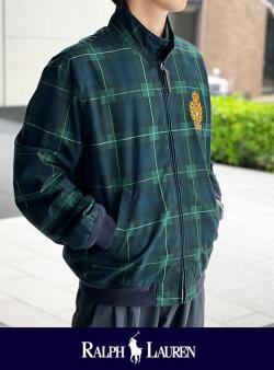 POLO RALPH LAUREN ポロ ラルフローレン スウィングトップジャケット