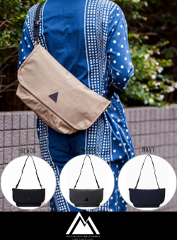 ANONYM アノニム NAOMI SHOULDERBAG