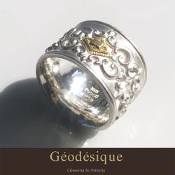 Geodesique ジィオデシック カノン リング