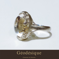 Geodesique ジィオデシック オアシス リング