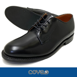 【Cove Shoe】コーブシュー POSTAL OXFORD  BLACK
