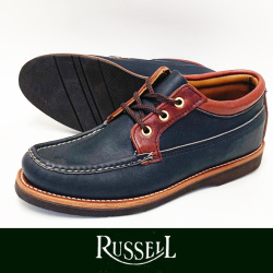RUSSELL MOCCASIN ラッセルモカシン COUNTRY OXFORD SPECIAL EDITION NAVY(paper別注)