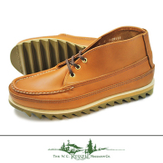 RUSSELL MOCCASIN ラッセルモカシン SPORTING CRAYS CHUKKA Shark L.BROWN