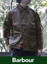 Barbour バブアー  CLASSIC BEDALE WAX JACKET