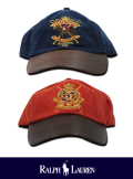 POLO RALPH LAUREN ポロ ラルフローレン JOCKEY CLUB CROWN CAP